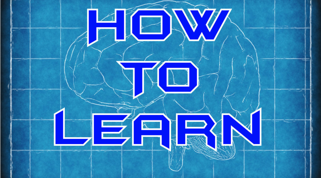 How to learn hard things